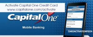 Activate Capital One Credit Card Online